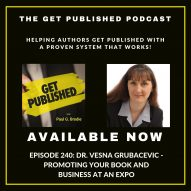 Get published podcast